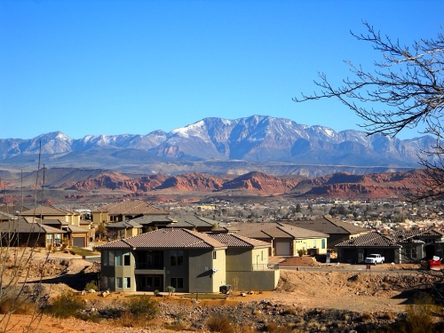SAINT GEORGE UTAH - OUR NEW HOME