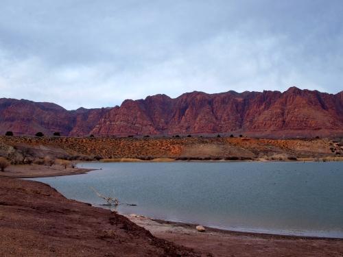 Ivins Reservoir, Ivins Utah