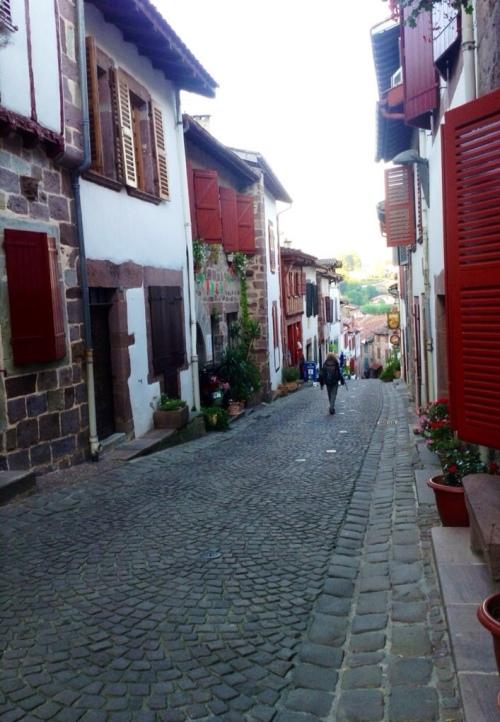 Camino Frances Part 2 - St. Jean Pied de Port to Orisson France