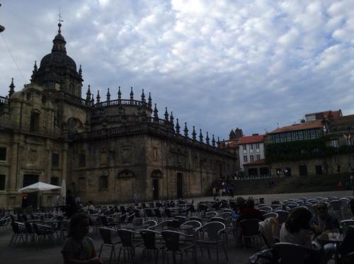 Camino Frances Part  10 - Cathedral of Santiago de Compostela