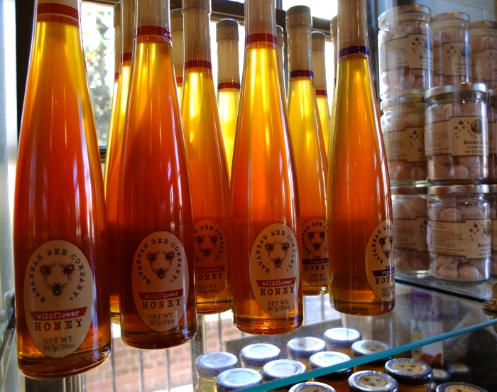 Honey and good food at the Williamsburg Cheese Shop