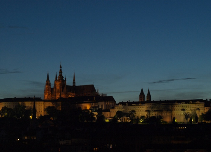 Prague Castle and Cathedral, 2013