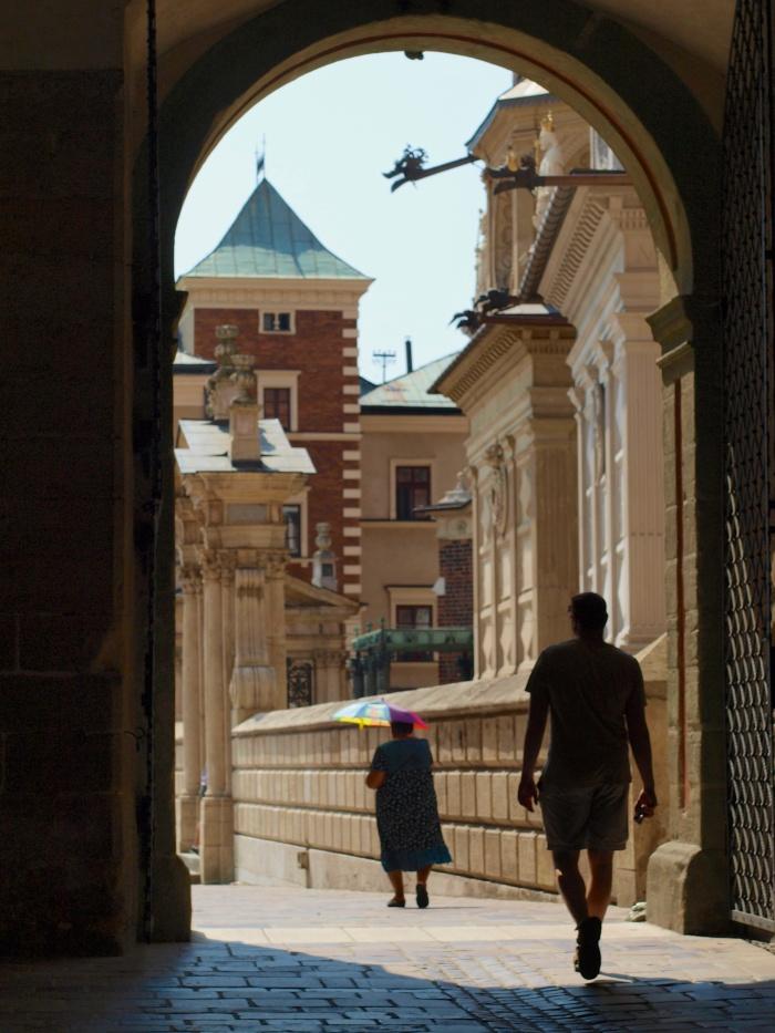 Wawel Royal Castle, Krakow Poland, 2013