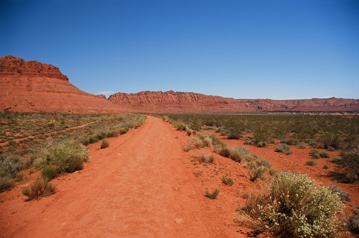 Toe Trail, Ivins Utah