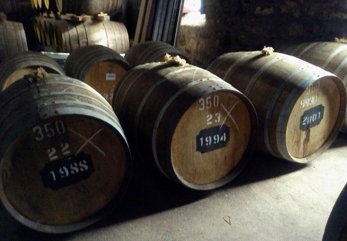 A couple special barrels of Scottish Whiskey