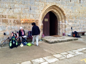 On the spirit of the Camino is ageless.