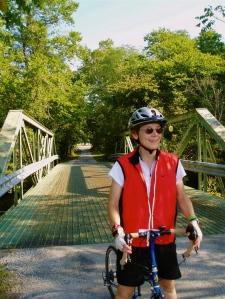 Riding TRIRI - Southern Indiana
