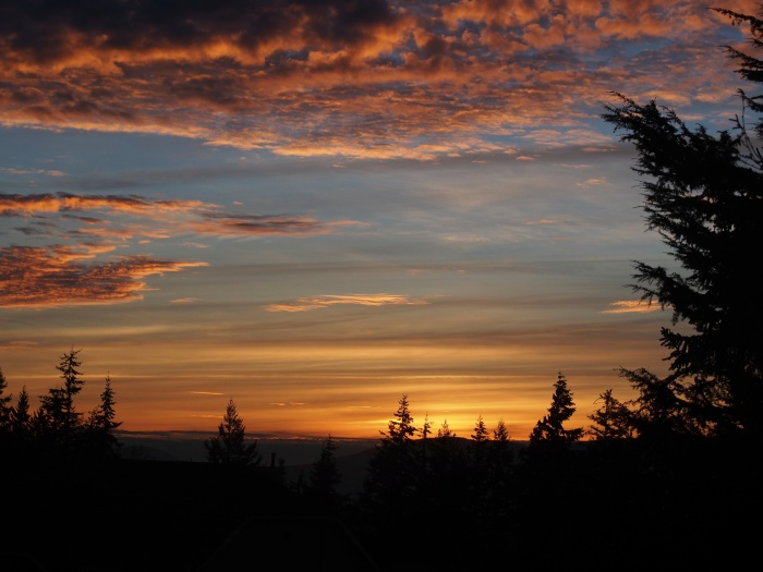 Another sunset in Bellingham