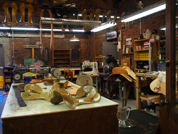 Hamley's, working with cowboys since 1883, Oregon