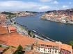 Porto is to your right, Vila Nova de Gaia with all it's port wine lodges is to your left and if you sail straight up river for an hour or two you'll be in the terraced vineyards of the Douro River Valley.