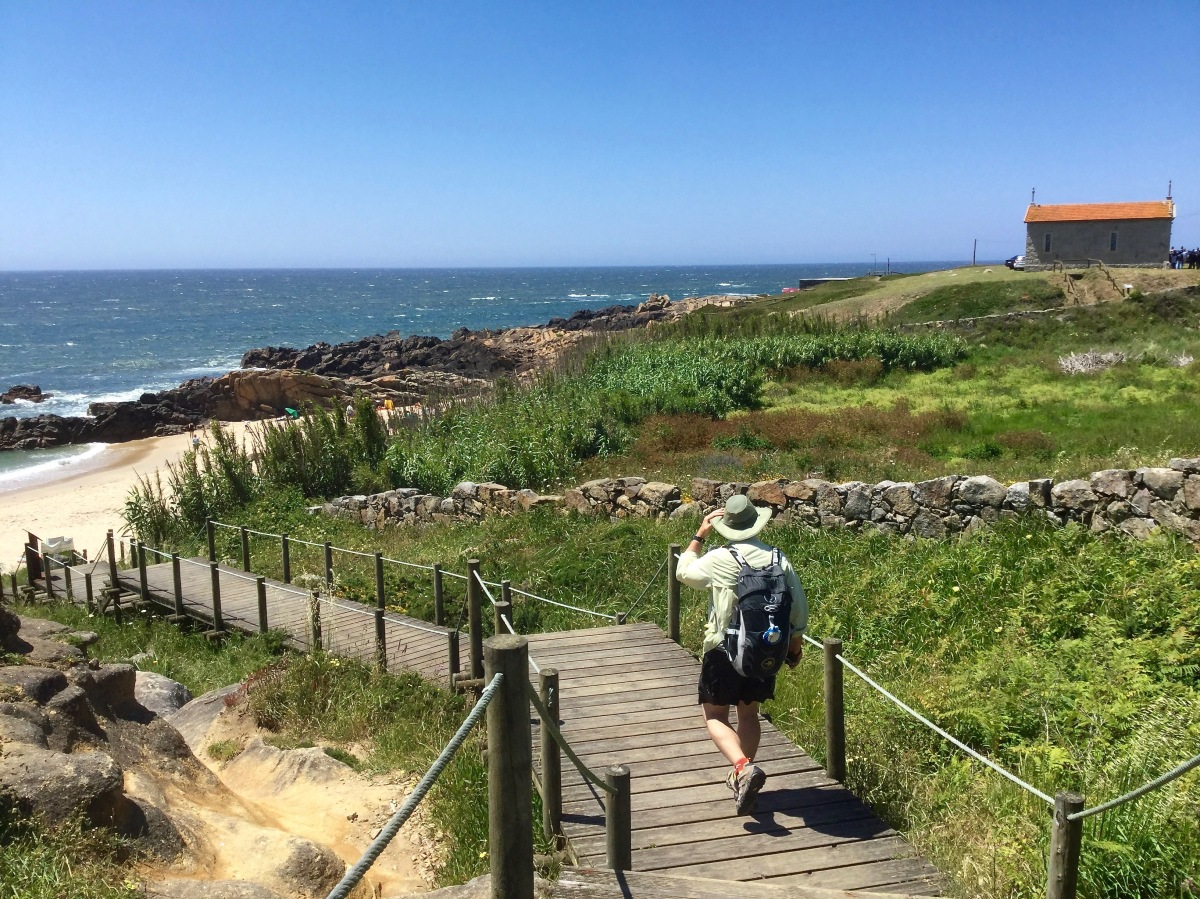 Camino Portuguese-Finesterre-Muxia Part  14 -  'What I Packed and Why'