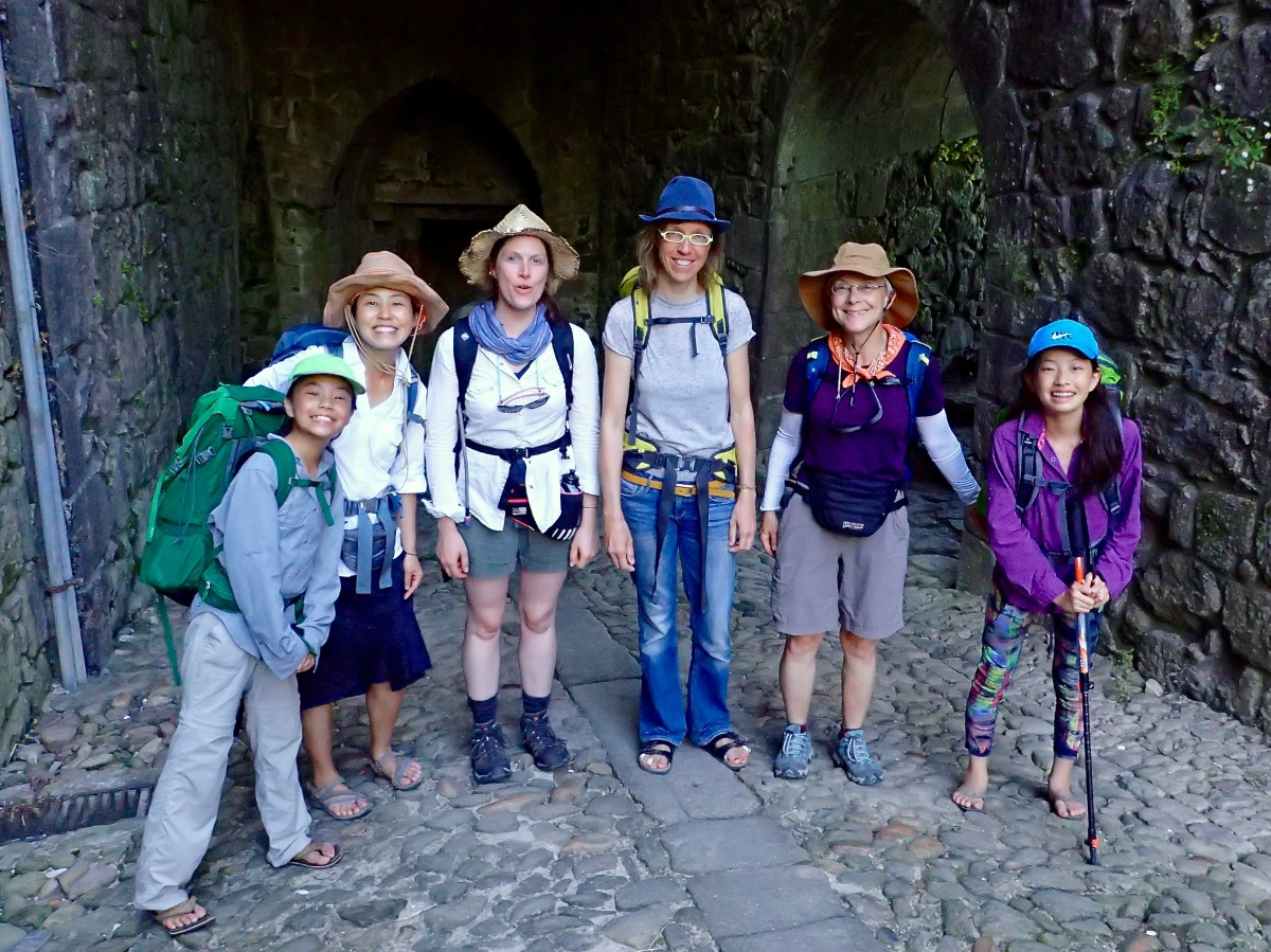 Camino Portuguese – Finesterre-Muxia Part 18 –  Our Hiking Family Expands
