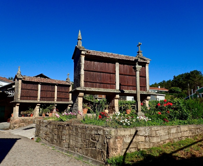 Camino  Portuguese in Spain