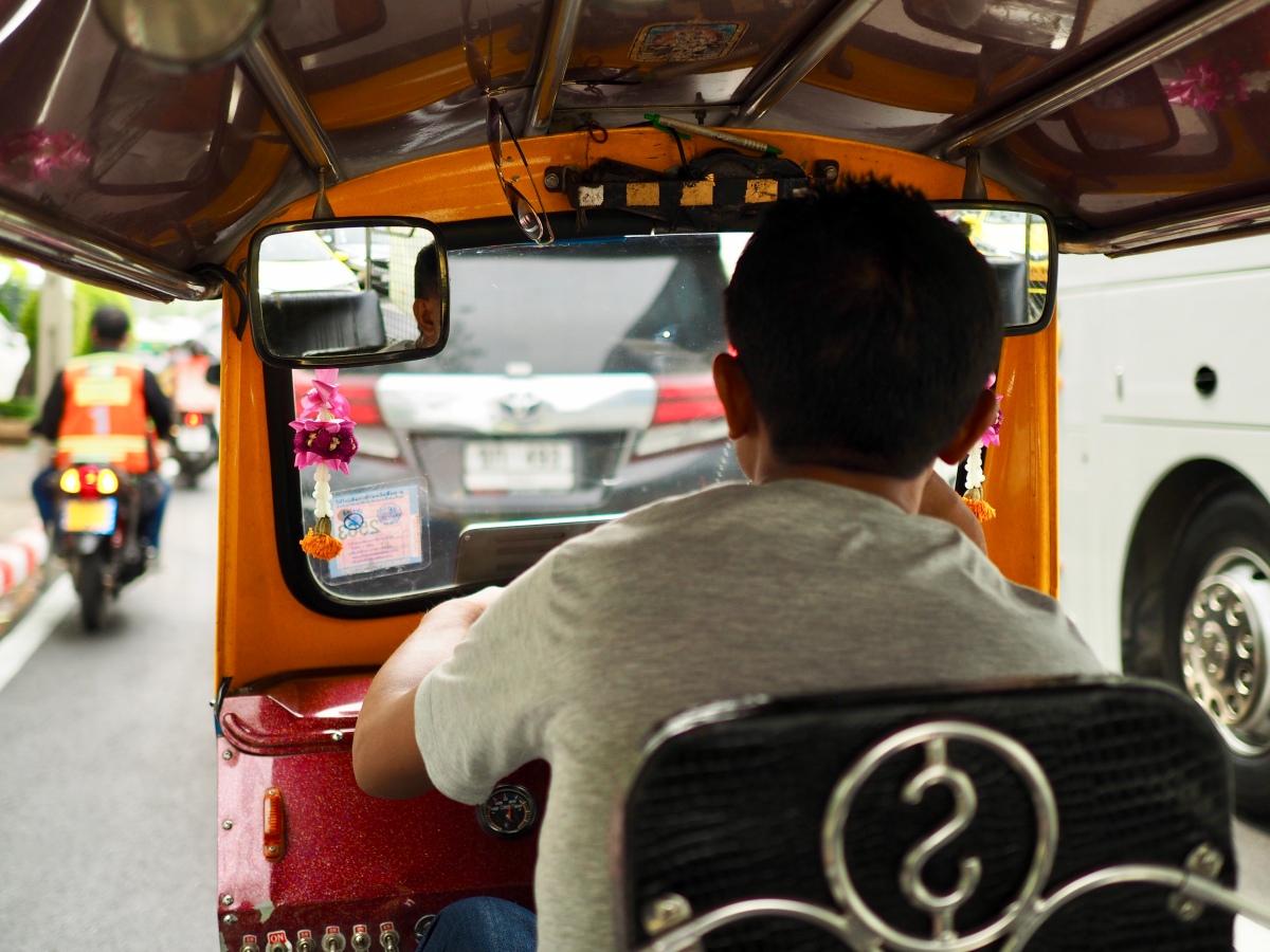 Scammed in Bangkok